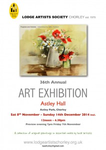 Astley '14 poster