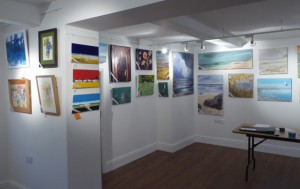 Lodge exhibition