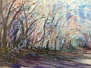 Tony Hogan treescape
